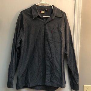Men's button up shirt. LEVIS